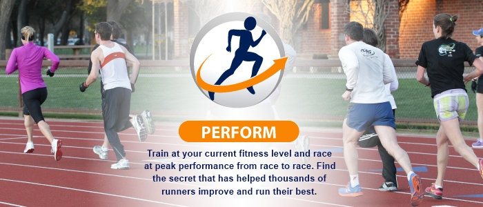 Interactive Marathon, 1/2 Marathon, 10K, 5K Training Software For beginner to advanced distance runners
